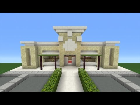 Minecraft Tutorial: How To Make A Pet Shop