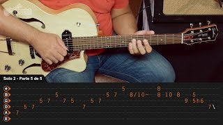 Blue Suede Shoes - Elvis Presley  (aula de guitarra)