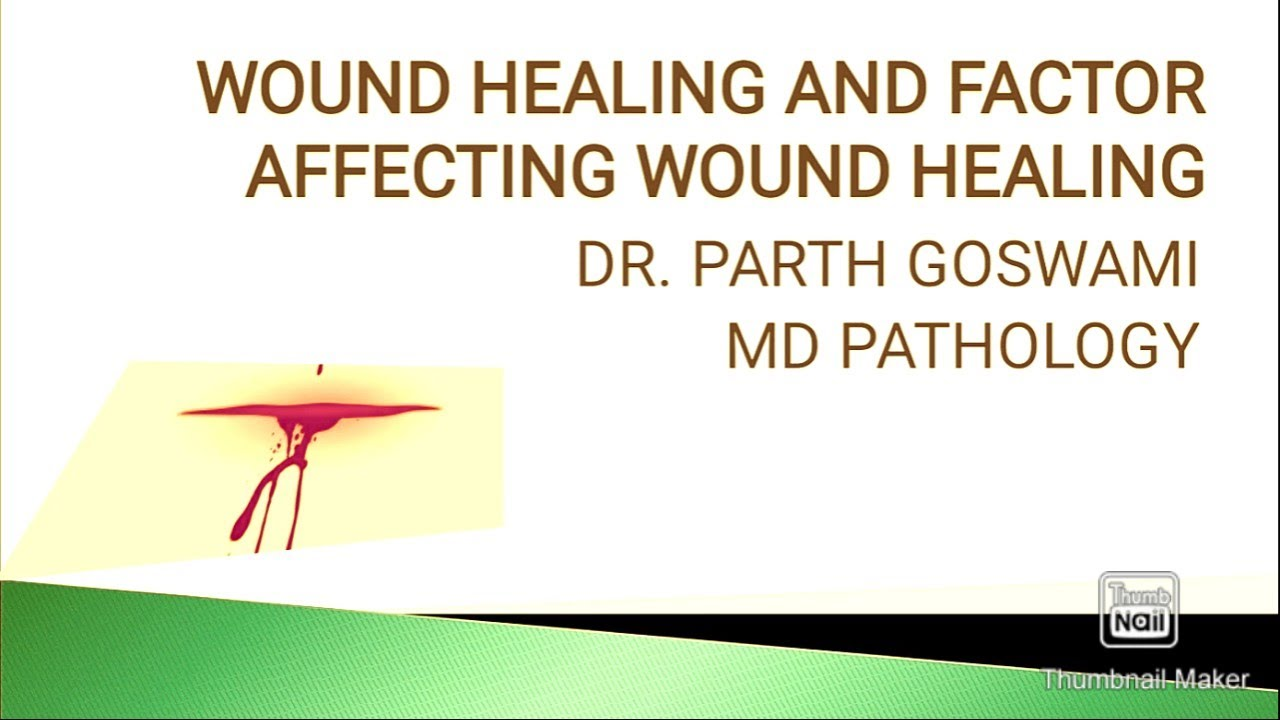 Download Wound Healing - Primary & Secondary Intention