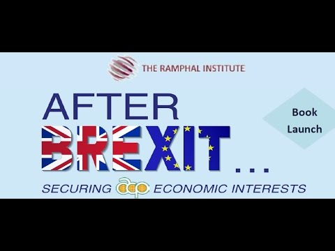 After Brexit -  Securing ACP Economic Interests