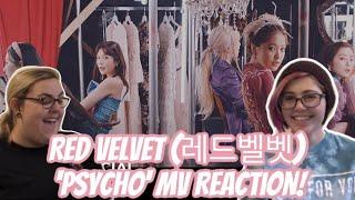 Gambar cover Red Velvet 레드벨벳 'Psycho' MV Reaction!