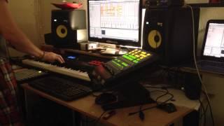 Ellie Goulding - Lights (Live Dubstep Remix)