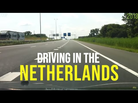 Driving in the Netherlands