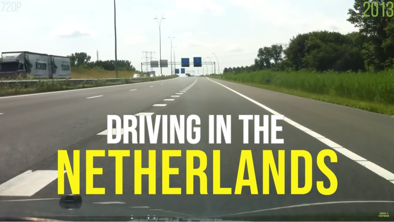 Driving in the Netherlands Doovi