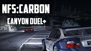 NFS Carbon: Canyon Duel (1080p60fps)