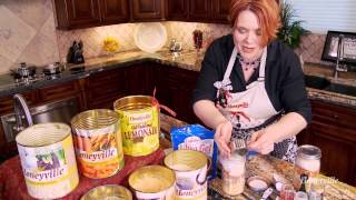 Honeyville Meals In A Jar (thai Chicken In Spicy Peanut Sauce) With Chef Tess