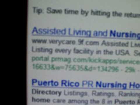 Very Care Nursing homes directory Puerto Rico