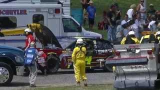 NASCAR Extended Highlights | Watkins Glen (2013)
