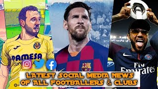 Latest Football News, Transfer News & Rumours - Leo Messi Birthday, Torres Retires etc june (2019)