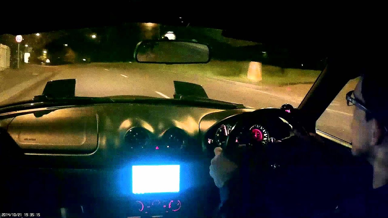 mobius dash cam night mx5 turbo vs audi a3 youtube. Black Bedroom Furniture Sets. Home Design Ideas