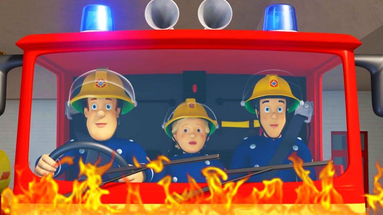 Sam le pompier francais sam hors route pisode complet - Photo sam le pompier ...