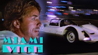 A Street Race Turns Sinister | Miami Vice