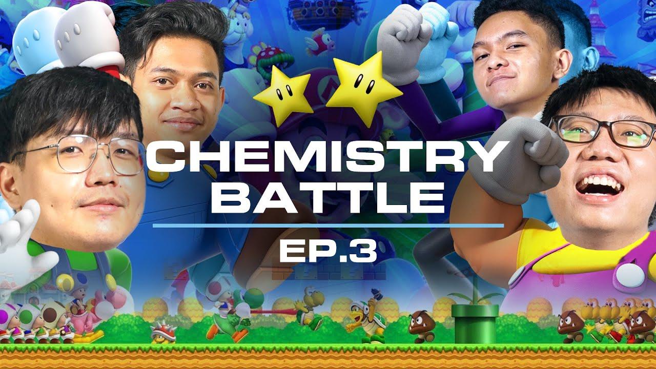 Download CHEMISTRY BATTLE EP.3 : EVOS LEGENDS VS EVOS AOV