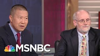 New NBC/WSJ Poll: 43% Approve Of President Donald Trump | MTP Daily | MSNBC