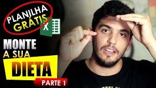 Gambar cover COMO MONTAR MINHA DIETA - Parte 1 (introdução)