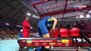 Бондаренко 2,46 Финал Чемпионат мира Москва 2013