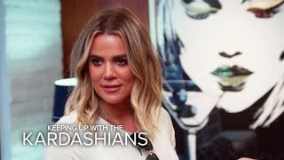 KUWTK | Khloé Kardashian Hangs Out With Rob's Imaginary Friend | E!