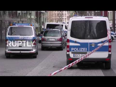 Germany: Popular shopping centre sealed off following terror alert, Essen