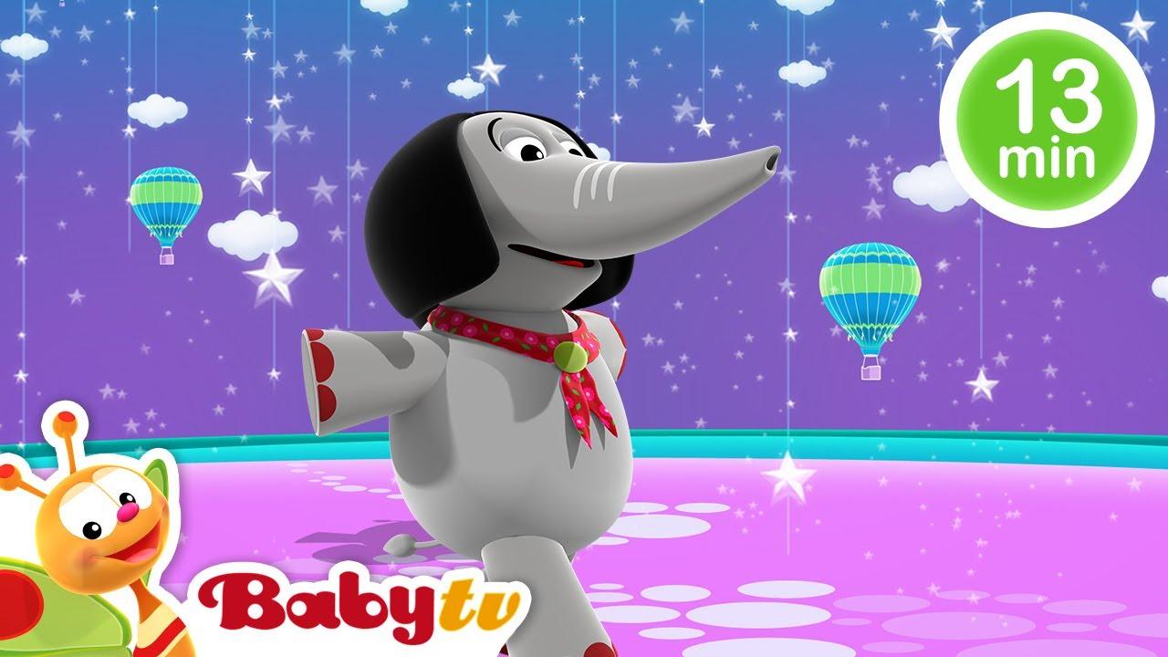 Download Bedtijd | Ontspannen video's voor kinderen | BabyTV Nederlands