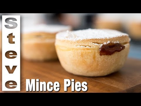 EASY MINCE PIE RECIPE - With Short Crust Pastry