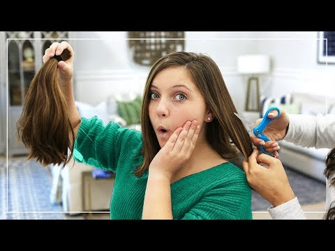 RYLAN GETS A NEW HAIRCUT!!! | Cute Girls Hairstyles
