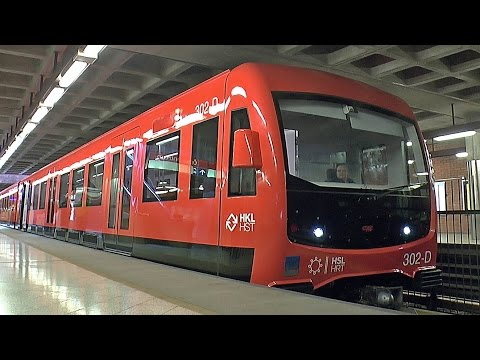 Helsinki Metro, M300-juna