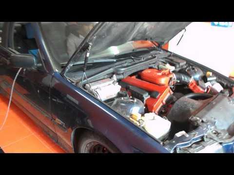 BMW E36 M42 DYNO