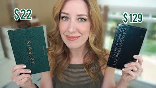 ALTER EGO ARTEMIS PALETTE Review & Swatches! ND Metropolis Dupe YouTube Videos