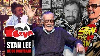 Stan Lee, ce trebuie sa stii despre el - Inca Ceva