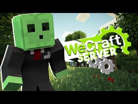 La STATUA ESOSA! WeCraft Server