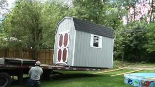 Why Invest in a Foundation for My New Shed? Rick
