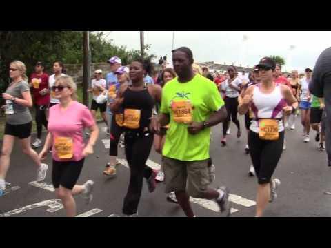 Start Of 10k Race Weekend Bermuda January 14 2012