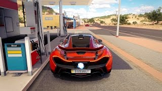 Forza Horizon 3 McLaren P1 Gameplay HD 1080p