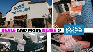 ROSS DEALS/ SHOES, PURSES & MORE!!! COME WITH ME