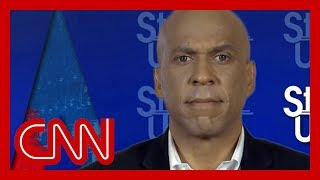 Cory Booker: Red flag laws are 'nowhere near enough'