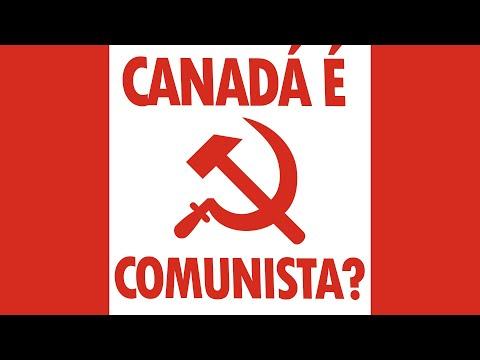 DESIGUALDADE SOCIAL NO CANADÁ - O CANADÁ É COMUNISTA?