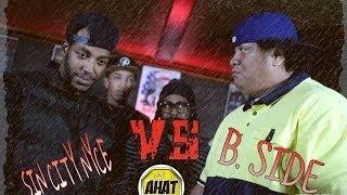 B.SIDE vs SIN CITY NYCE   Utah vs Nevada   Rose Park vs Las Vegas   Rap Battle   AHAT Utah