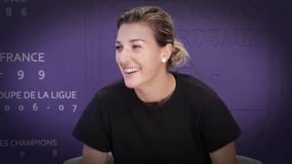 Claire Lavogez plutôt coup-franc ou penalty ? - Marine ou Blanc