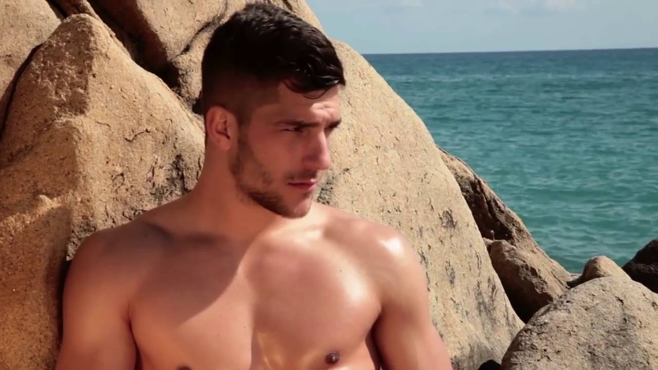 Male-HQ | Addicted Summer of Love 2016 Swimwear Collection - YouTube