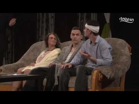 DUNABOGDÁNY - A Páratlan páros című színdarab bemutatója  (közvetítés)