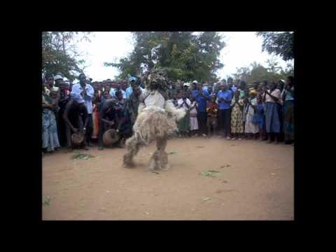 Gule Wamkulu   The Masked Malawi Traditional Dance