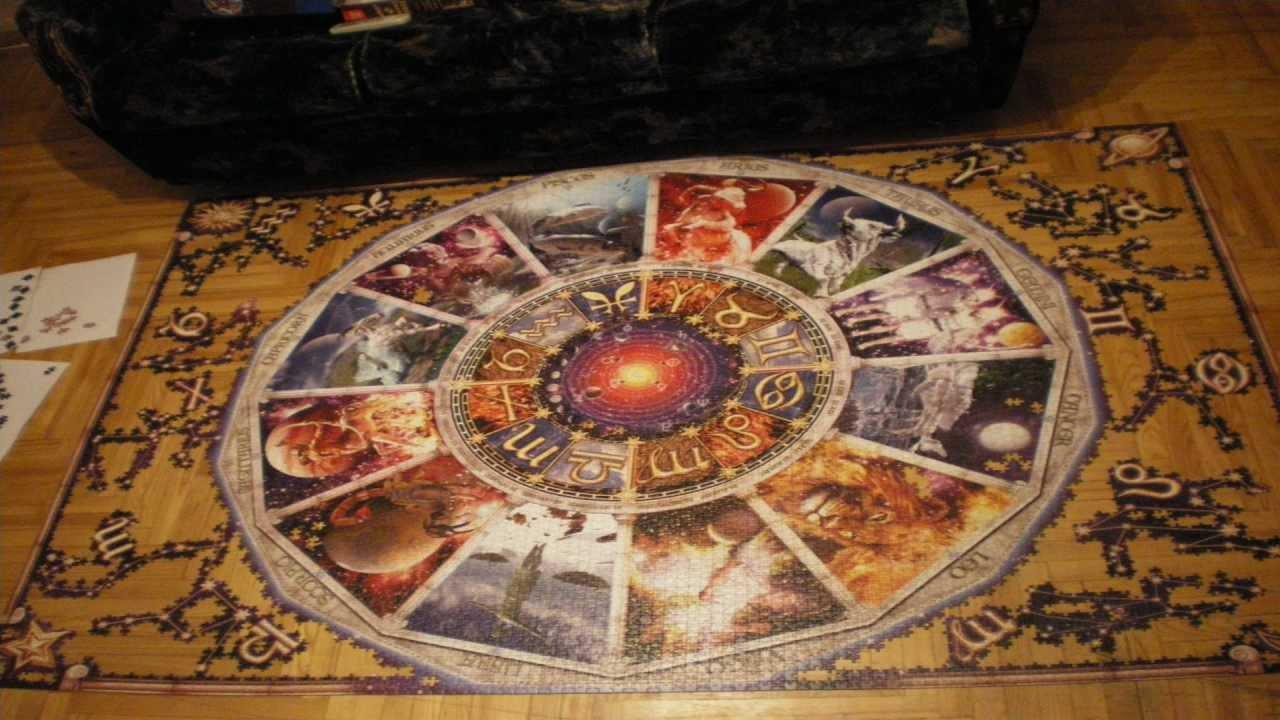 Ravensburger astrologie 9000 Piece Jigsaw Puzzle 17805