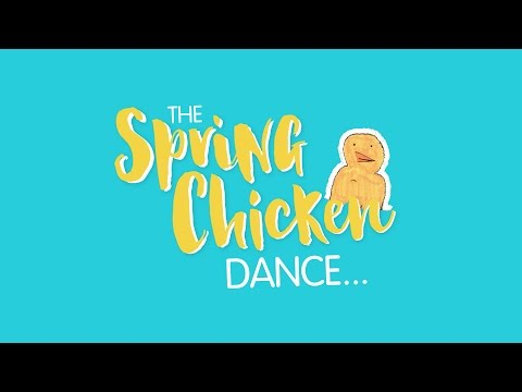 Spring Chicken Easter Assembly Song and Dance from Songs for EVERY Easter by Out of the Ark Music
