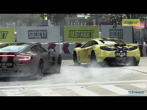 GRID Autosport Nintendo Switch Gameplay First Play 2019