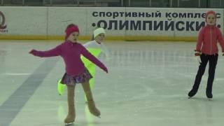 Ёлочка. Фигурное катание дети 4 года #Элементы фигурного катания для начинающих