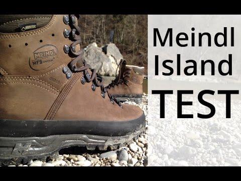 Meindl Island Pro, Herren Wanderschuhe Wanderschuhe Test
