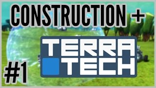 TerraBuild = Construction + TerraTech [Early Access] #1