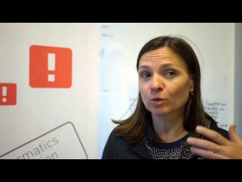 """Marie-Helene Ametsreiter presents """"Innovation in the Corporate and the Startup World"""""""