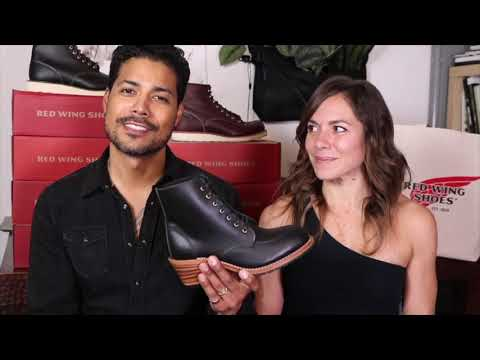 This One is for The Ladies! The Red Wing 3405 Clara in Black Boundary Leather