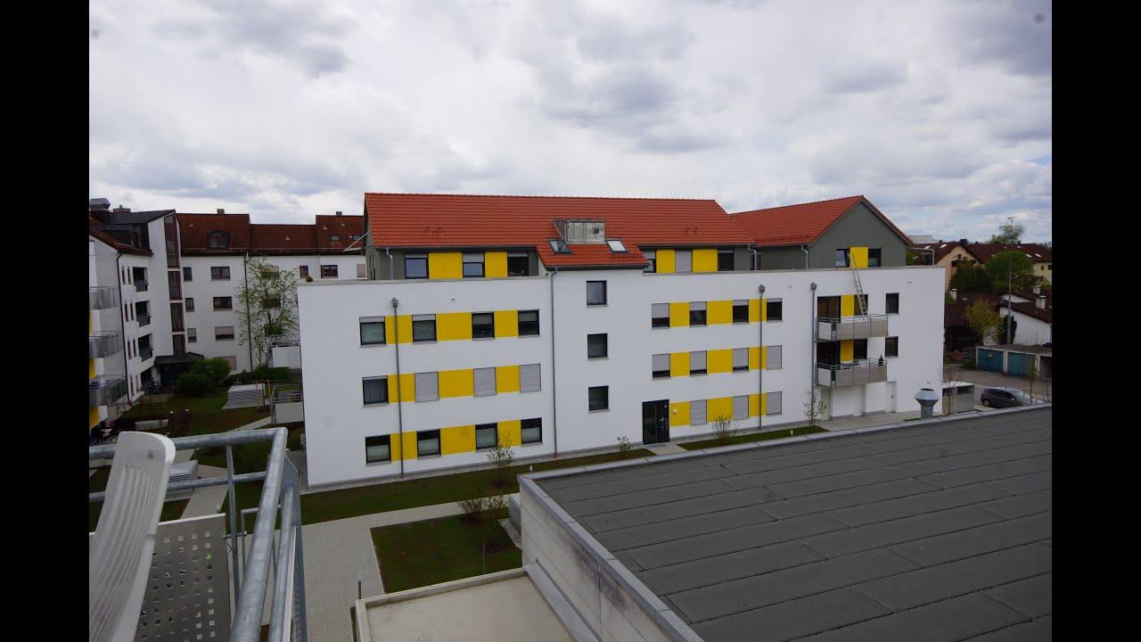 isarpark in rosenheim top modernes wohnen in toller lage youtube. Black Bedroom Furniture Sets. Home Design Ideas